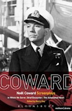 Noël Coward Screenplays cover
