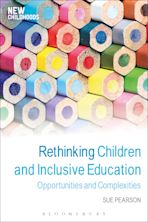 Rethinking Children and Inclusive Education cover