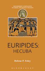 Euripides: Hecuba cover
