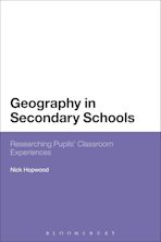 Geography in Secondary Schools cover