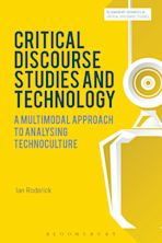 Critical Discourse Studies and Technology cover