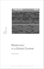 Modernism in a Global Context cover