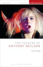 The Theatre of Anthony Neilson cover