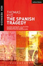 The Spanish Tragedy cover