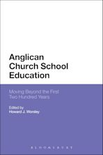 Anglican Church School Education cover