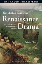 The Arden Guide to Renaissance Drama cover