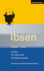 Ibsen Plays: 1 cover