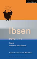 Ibsen Plays: 5 cover
