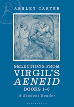 Selections from Virgil's Aeneid Books 1-6 cover