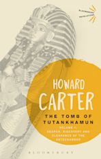 The Tomb of Tutankhamun: Volume 1 cover