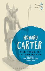 The Tomb of Tutankhamun: Volume 3 cover