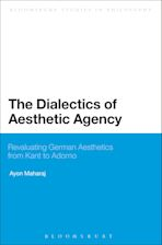 The Dialectics of Aesthetic Agency cover