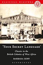 'Your Secret Language' cover