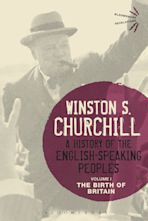 A History of the English-Speaking Peoples Volume I cover