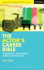 The Actor's Career Bible cover