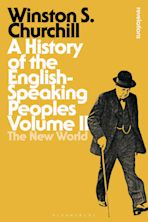 A History of the English-Speaking Peoples Volume II cover