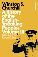 A History of the English-Speaking Peoples Volume III cover