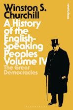 A History of the English-Speaking Peoples Volume IV cover