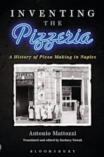 Inventing the Pizzeria cover