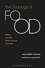 The Sociology of Food cover