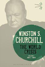 The World Crisis Volume I cover