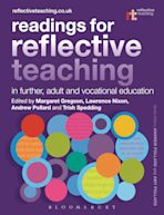 Readings for Reflective Teaching in Further, Adult and Vocational Education cover