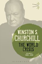 The World Crisis Volume III cover