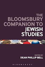 The Bloomsbury Companion to Jewish Studies cover