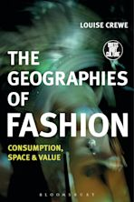 The Geographies of Fashion cover