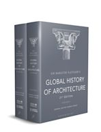 Sir Banister Fletcher's Global History of Architecture cover
