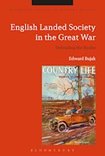 English Landed Society in the Great War cover