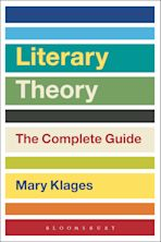 Literary Theory: The Complete Guide cover