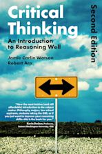 Critical Thinking cover