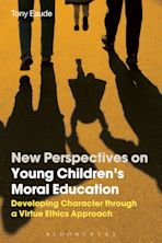 New Perspectives on Young Children's Moral Education cover