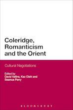 Coleridge, Romanticism and the Orient cover