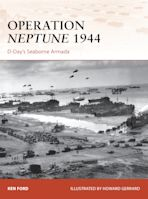 Operation Neptune 1944 cover