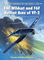 F4F Wildcat and F6F Hellcat Aces of VF-2 cover