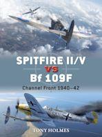 Spitfire II/V vs Bf 109F cover