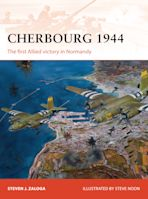 Cherbourg 1944 cover