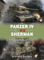 Panzer IV vs Sherman cover