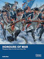 Honours of War cover