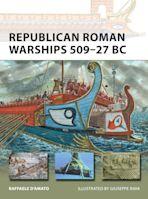 Republican Roman Warships 509–27 BC cover