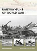Railway Guns of World War II cover