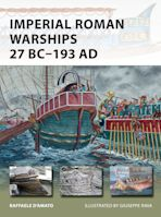 Imperial Roman Warships 27 BC–193 AD cover