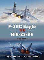 F-15C Eagle vs MiG-23/25 cover