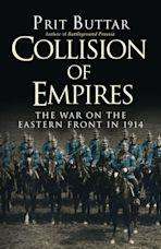 Collision of Empires cover