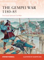 The Gempei War 1180–85 cover