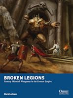 Broken Legions cover