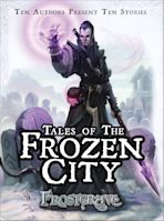 Frostgrave: Tales of the Frozen City cover