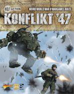 Konflikt '47 cover